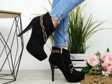 Dámske topánky AVE blackgold