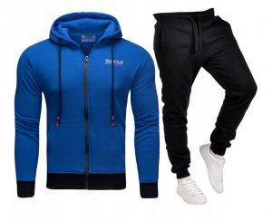 Pánska súprava Sports blue/ black
