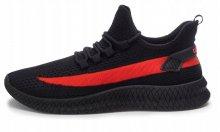 Pánske tenisky Designed black/red