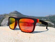 Slnečné okuliare Polar orange