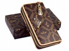 Dámska peňaženka ESLLE Queen brown