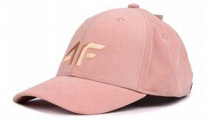Dámska športová čiapka 4F Natur pink