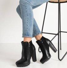 Dámske topánky Bernabeo čierne