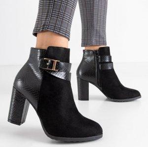 Dámske topánky Kena black