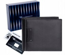 Pánska peňaženka KOCH smartpay čierna