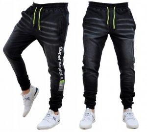 Pánske nohavice JetroSport black