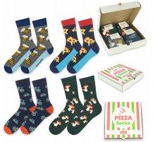 Pánske ponožky Happy SO 4 páry