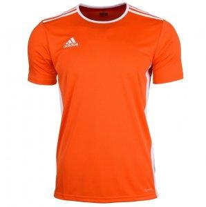 Pánske tričko Adidas Climalite oranžové