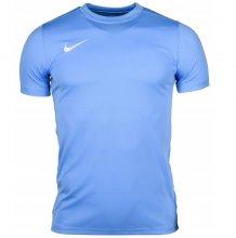 Pánske tričko Nike Dry svetlomodré
