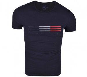 Pánske tričko Tommy Life navy